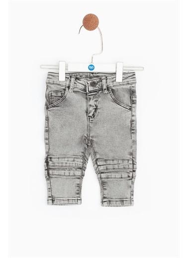 BG Baby Erkek Bebek Antrasit Pantolon Antrasit